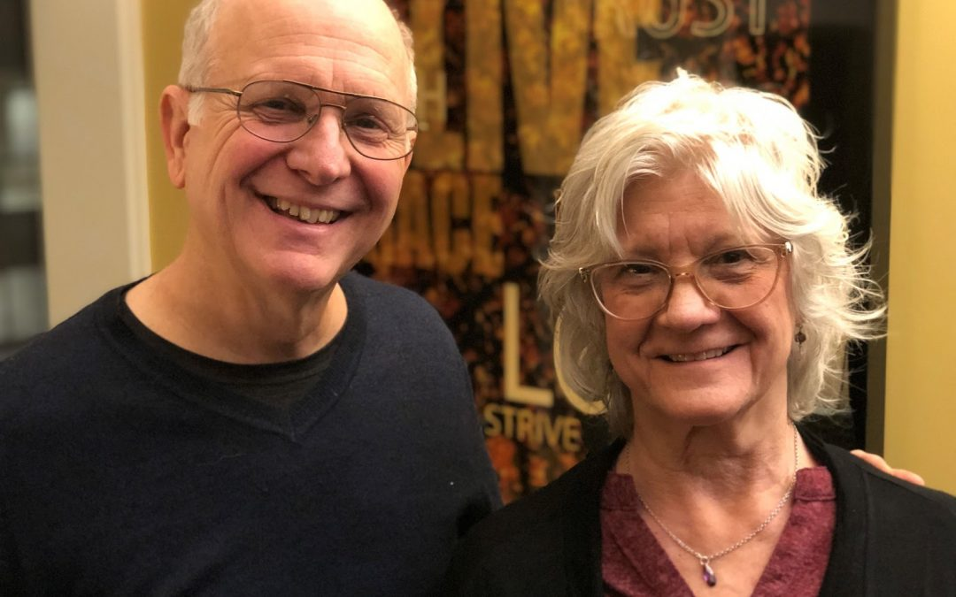 Peter & Shirley Shafer: Service in College Readiness